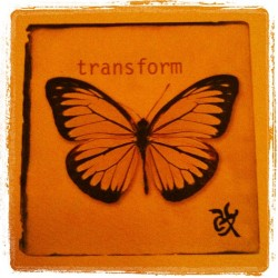 #transform (Taken with Instagram)
