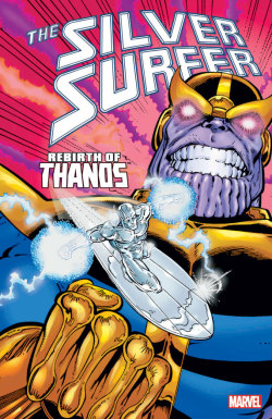 Silver Surfer: The Rebirth of Thanos