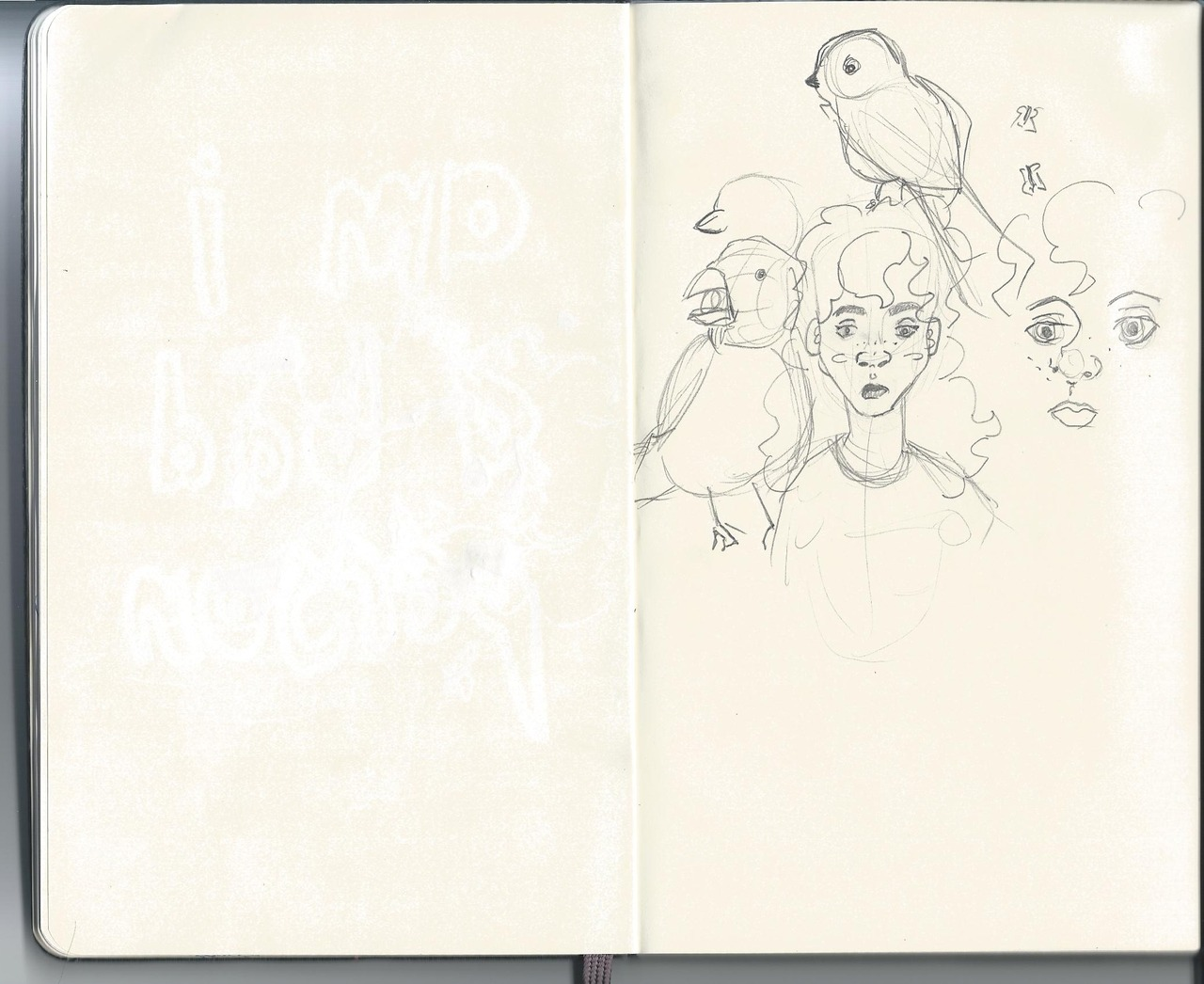 guh trying to get back ~into this blog with a few moleskine sketches because why not, and also words didn't want to come out of me when i tried to write. so this is all i made.