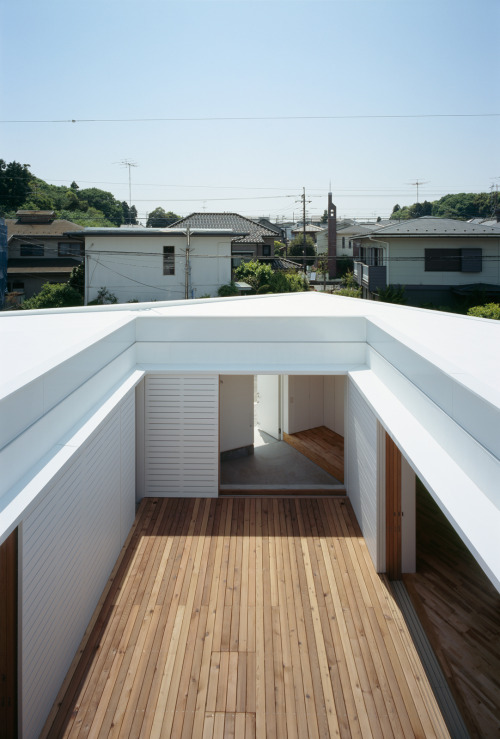 ilikearchitecture:                                                                                                                                                                   F-White via Architecture Blog