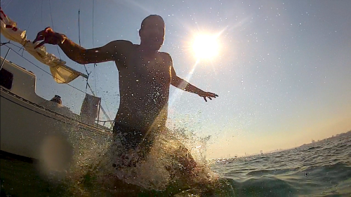 Did some tests on the water with the 3D GoPro on the weekend. Will post a compilation video later this week.