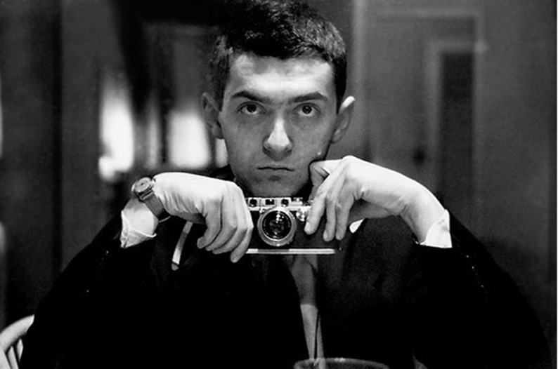Stanley Kubrick in his early ages. phot via kutadgublg