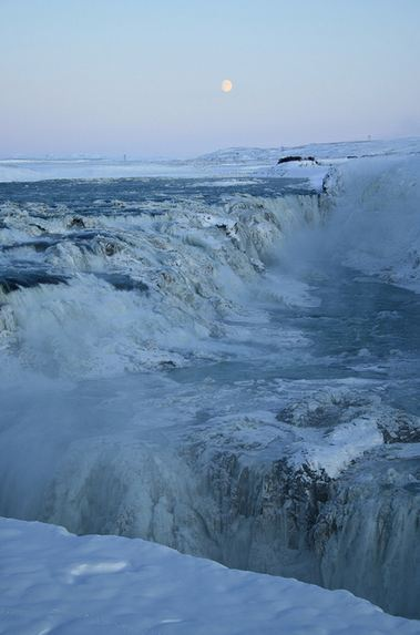 mirovitaspeciosa:  The Giant Gullfoss Waterfall, Iceland