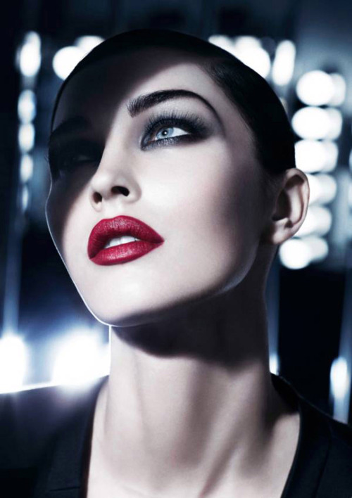 Megan Fox for Giorgio Armani