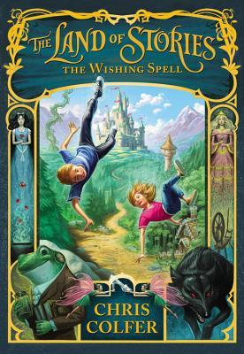 "Teen Book Review Land of Stories: The Wishing Spell Chris Colfer Pub 7-2012, Little, Brown, $17.99  Hello Reader!  This book you are about to approach is called The Land of Stories: The Wishing Spell by Chris Colfer. I hope that, when you get this book, you will love it the same way I did. I also hope that, in this book, you will have the same happy approach I have. In this book, two normal kids have a Grandma and Dad who used to read stories to them from a book called The Land of Stories. When these two children (twins – Alex and Connor) get older, their Grandma gives the book to them. Alex reads some of the stories and wishes she were there. The two children get sucked into the land of stories but after that happens, can they get back home?  I really liked the Land of Stories because it points out a few things in fairy tales that you might not have understood, and it makes sense of them. Like, I never understood how three princesses could marry Prince Charming. In this book, it says that all three Prince Charmings are brothers called Chance, Chase, and Chandler. They have a brother who they think died, called Charlie.  I also liked how, even though this book is fantasy, the characters still have feelings. Like how Alex cries when a witch tells them a sad story, and how, when they get sucked into the book, they don't know where they are, and the characters feel scared.  An interesting part was when they made Snow White's evil stepmother sound nice. They said that, when she was younger, she was left on someone's doorstep and they had to raise her. She liked them, and she fell in love. On the day of her marriage, the enchantress came and said ""she is my daughter"". The townspeople did not have proof that she was not the enchantress's daughter, so they had to give her up. The enchantress made her a slave but she found her true love at last, and they began passing notes to each other. The enchantress noticed and put her true love in a mirror, and the evil stepmother spent her whole life trying to find a way to get him out. She could not find someone with magic strong enough. Her heart was broken.  I hope what you read today will change your feeling for fairy tales, and will make you want to read this book as much as I did. I hope it will help you want to learn more about fairy tales, and I especially hope that you will read and love The Land of Stories like I did.  - Luisa P., 8"