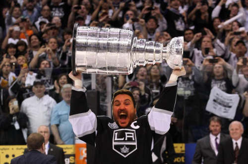 Wil Wheaton Wins Stanley Cup (by dmwatson) Hee hee hee! This is awesome.