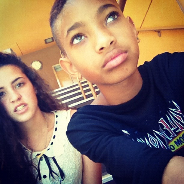 New photo Willow Smith!