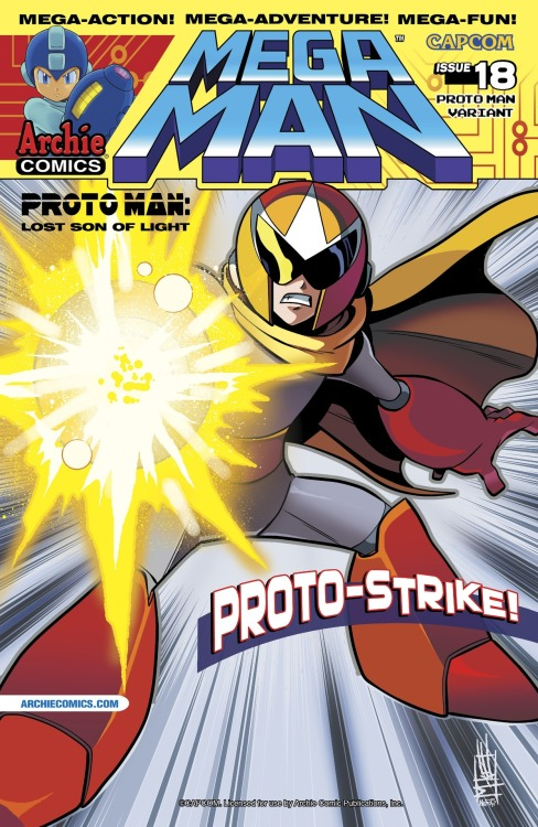 Archie Comics' Mega Man (Issue #18)