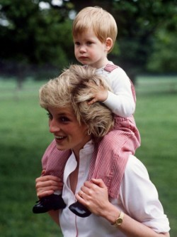Princess Diana - A very influential woman of her time.