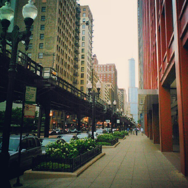 #TheLoopChicago #DowntownChicago #Chicago #The Loop (Taken with Instagram at The Loop (Chicago))