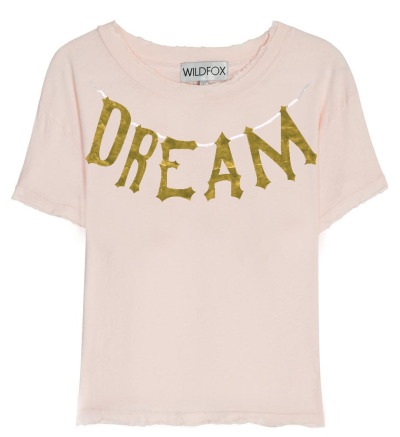 I entered this into the Wildfox Design a Tee Contest http://www.shopbop.com/ci/3/lp/wildfoxcontest.html I drew the original, adobe illustrated it, then edited it to have gold foil and be on a wildfox t-shirt. There was a bit more work going on than it looks.