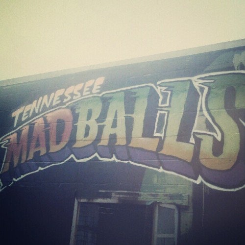 #Tennessee #mad #balls. classic. (Taken with Instagram)