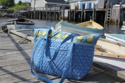 Vera Bradley Bees (retired patterns)