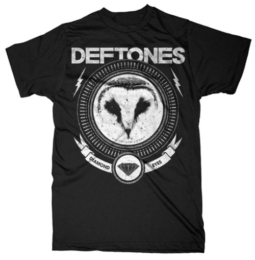 Deftones tshirt. I want this!  Follow me at  http://ink-metal-art.tumblr.com