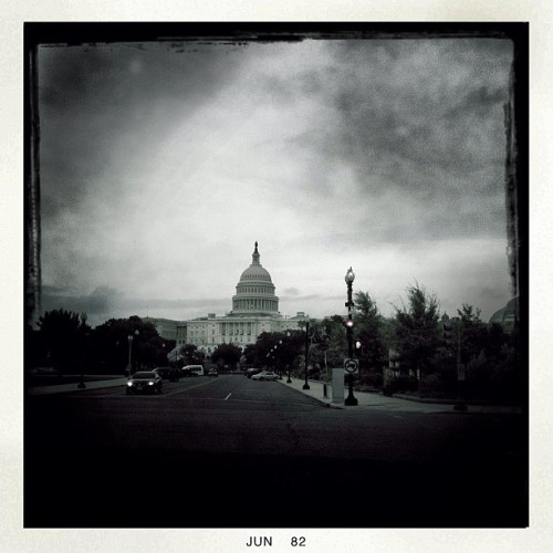Good couple days in DC…en route to NYC! (Taken with Instagram)