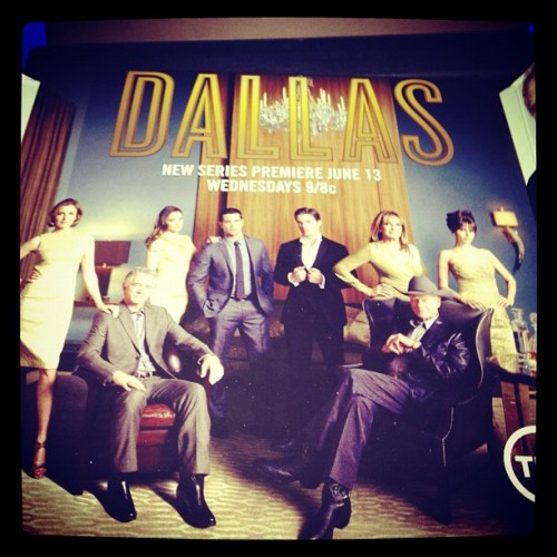 #DallasTNT #Dallas_TNT #Klout Perk: Dallas Premiere DVD Box Set. #Dallas #DallasTNT #Dallas_TNT #TNTPERK #TNT #JRisback #klout #KloutPerks (Taken with Instagram)