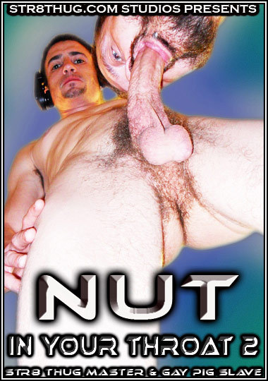 MY NEW VIDEO: CHECK IT OUT -  NUT IN YOUR THROAT 3!