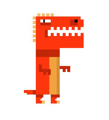 Daily Dinosaur #1