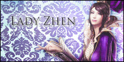 Lady Zhenji - For Sword of Kings