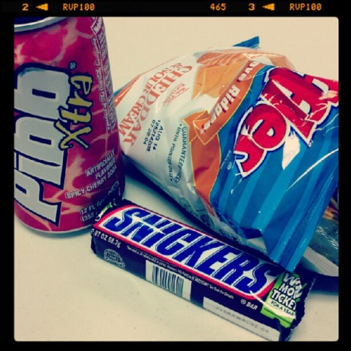 I'm so unhealthy… (Taken with Instagram)