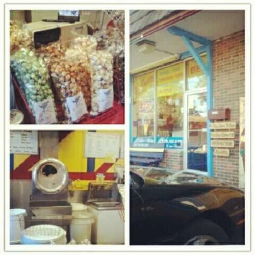 Heaven on earth (Taken with Instagram at The Popcorn Shop)