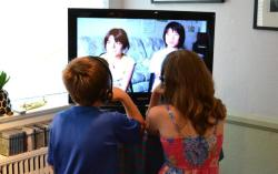 "Kids watch the ""These are the People in Your Neighbourhood"" documentary directed by Nicole Bazuin for Mammalian Diving Reflex, produced by Madeleine Collective.  Watch the documentary."