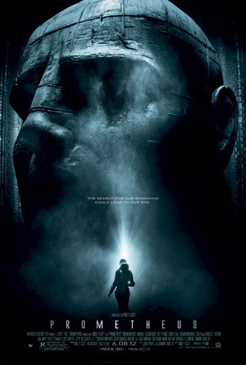 "#93- ""Prometheus"" - Ridley Scott 3.5/5"