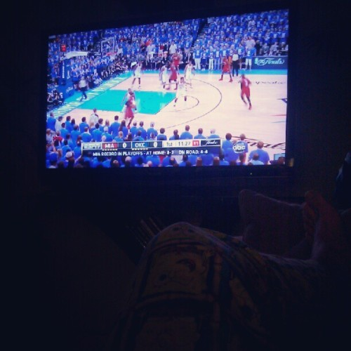 Let's go #heat  (Taken with Instagram)