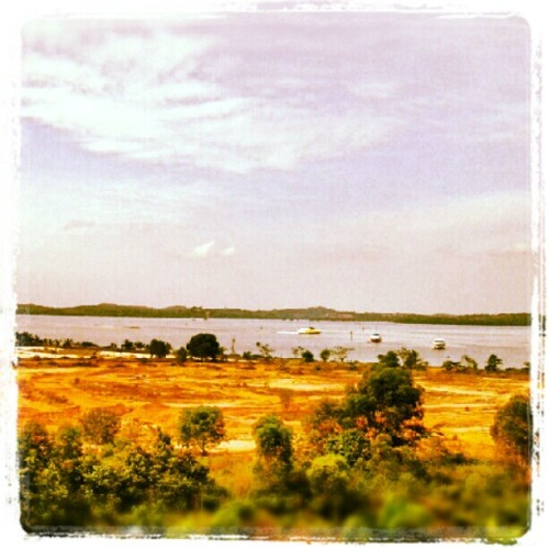 View from my windows office #batam #insta  (Taken with Instagram)