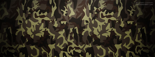 Camo Facebook Covers