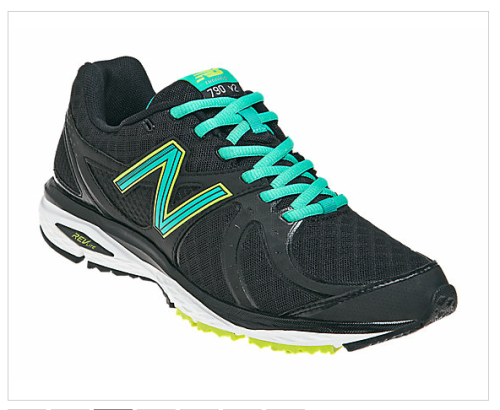 New Balance W790v2 Next next paycheck, perhaps. Already mentally spending $$$ I don't have.  According to the scale in the demo kitchen I've lost 6 pounds. How I've done this is a mystery. Need to run more frequently after work! NWM in 4 months!!!