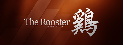 The Rooster Facebook Cover