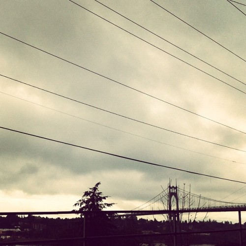 sven-monster:  St. John's Bridge