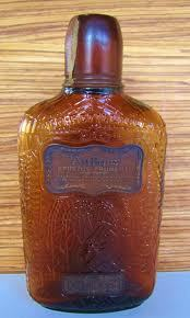 museumamericangangster:   Whiskey Prescription Bottle from prohibition period