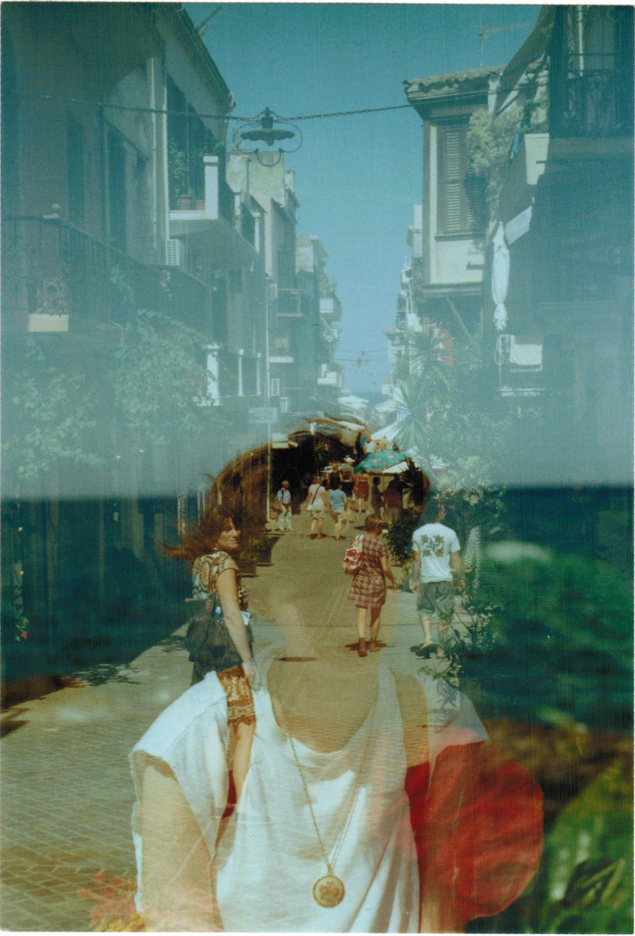 those lazy hazy crazy days of summer deadscope:  Multiple Exposure