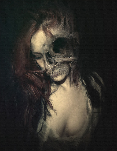 she would die for love, a freaky photo manipulation by ultradialectics amsterdam You will also like: impressive and cool.