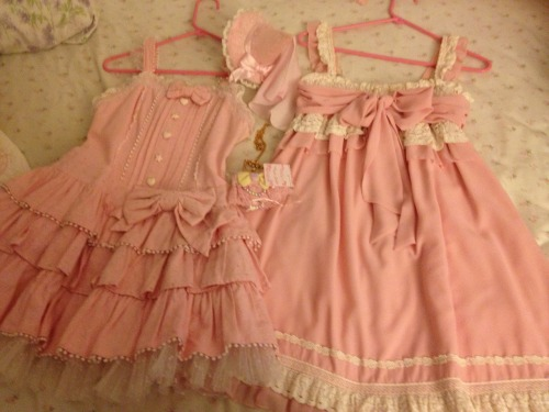 noiretta:  The ANGELIC PRETTY & BABY, THE STARS SHINE BRIGHT Pink Sale! Buy here!