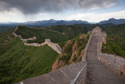 The Great Wall of China is more than twice as long as previously thought