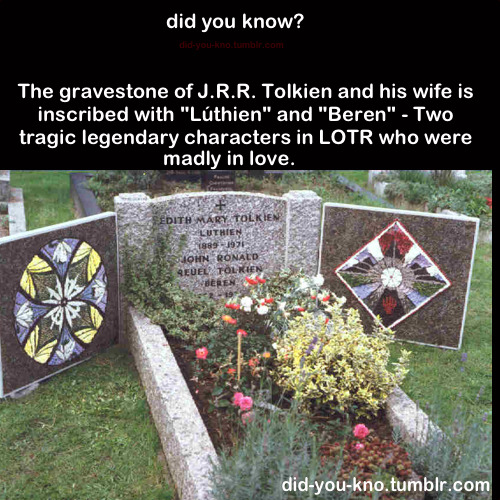 did-you-kno:  J.R.R. Tolkien is the author of Lord of the Rings series.