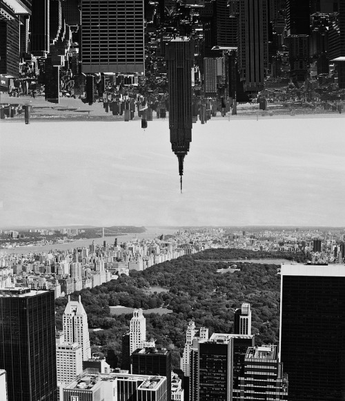black-and-white:  it's what NYC is all about (by Katarina Ribnikar)