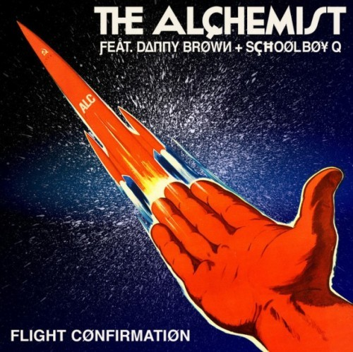 "NEW MUSIC: The Alchemist - Danny Brown & ScHoolboy Q – Flight Confirmation Here's the first serving from renowned producer Alchemist's upcoming compilation album 'Russian Roulette'. ""Flight Confirmation"" features Danny Brown & ScHoolboy Q."