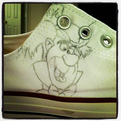 hayleythehatter:  Don't let's be silly! Newest pair of shoes. :) (Taken with Instagram)