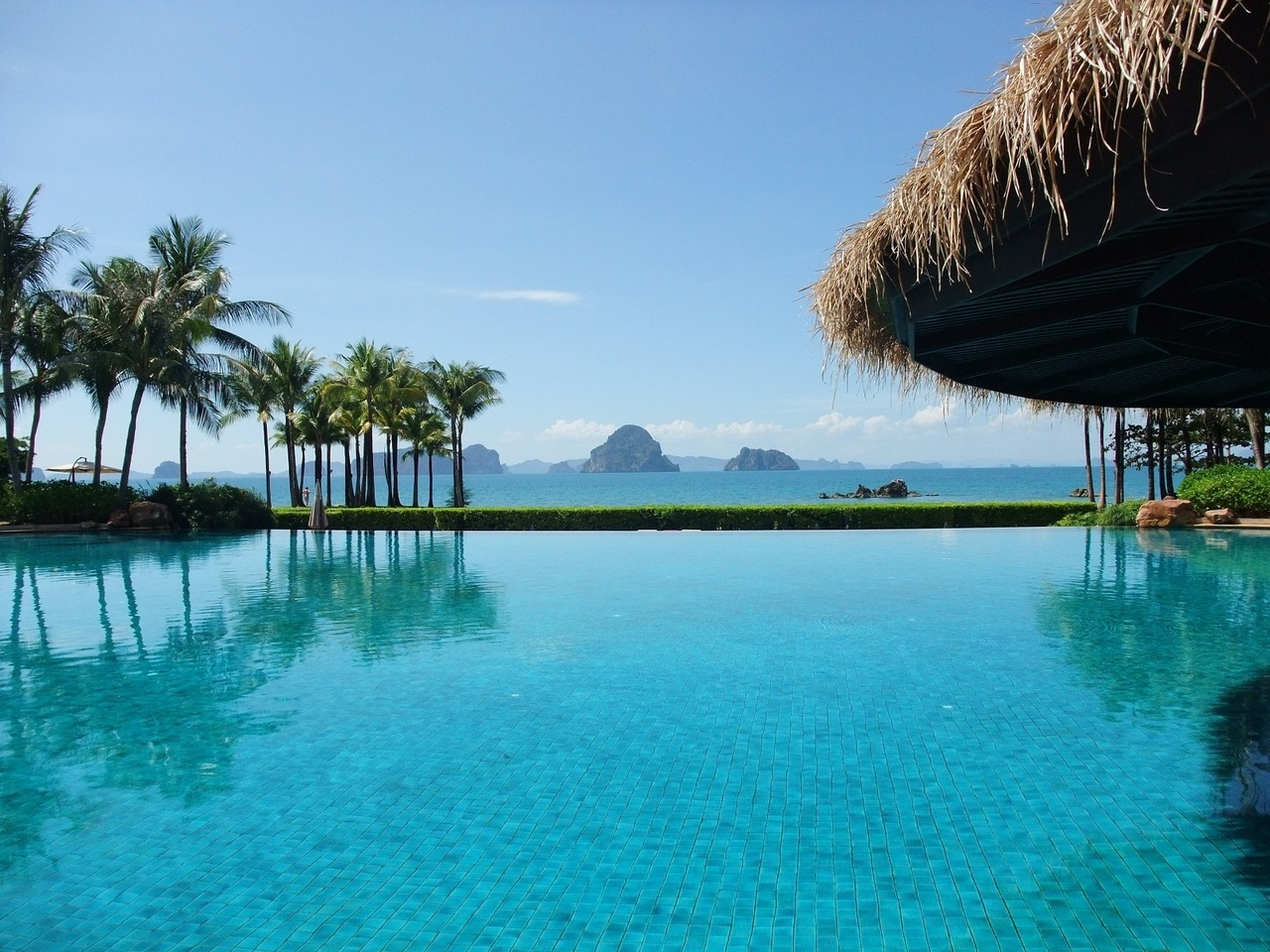 'The Hangover 2′ Resort- Phulay Bay Ritz Carlton, Krabi, Thailand