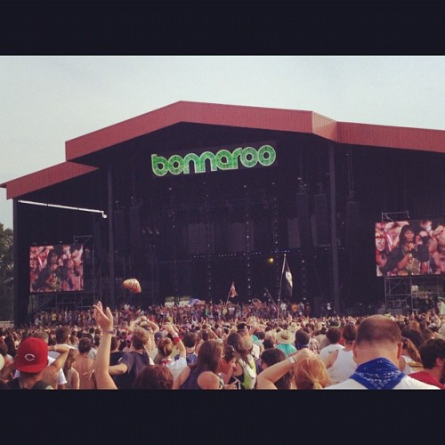 Main stage (Taken with Instagram)