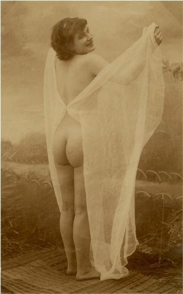 Nude, 1890. NACKT