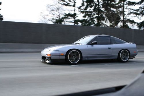 Nissan 240sx/ XXR 962 Wheels