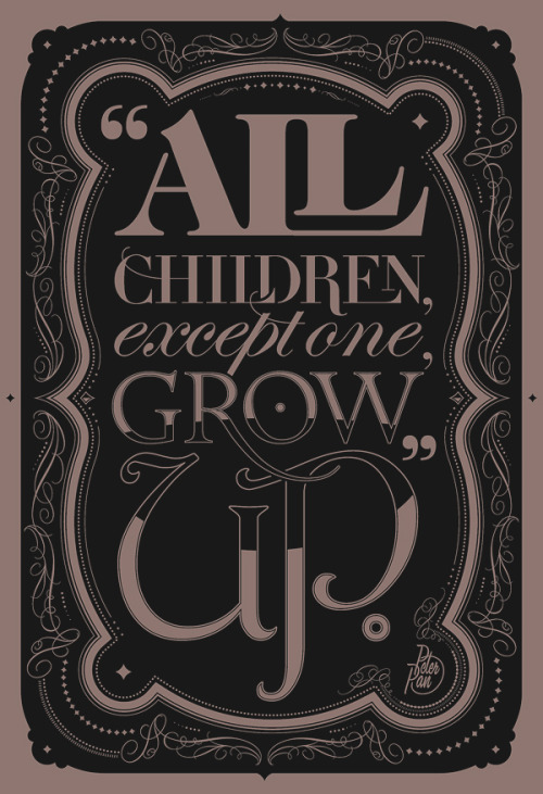 betype:  All Children, Except One via Tom Davie