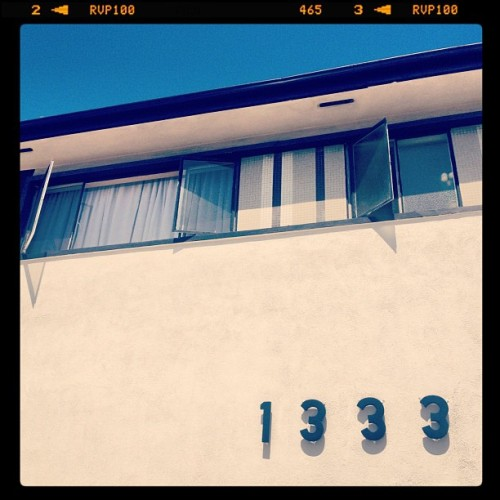 1333. (Taken by 50mmCaroline with Instagram)