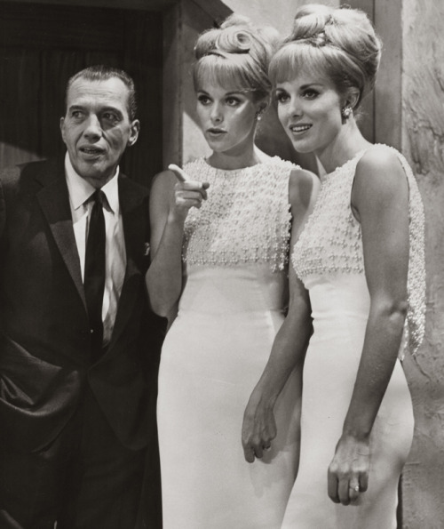 The Kessler Twins, 1965 (by pictosh)