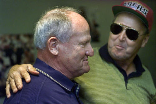 Paul James & LaVell Edwards